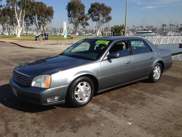 03 Cadillac Deville